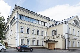 Продажа здания м. Серпуховская