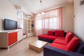 Продажа 2-х комнатной квартиры с евроремонтом 74 кв.м на 3 этаже в ЖК Гранд-парк, г. Москва, Гризодубовой, 4к4