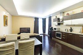 Продажа видовой 3х комнатной квартиры с ремонтом в ЖК Воробьевы горы