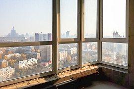 Продажа 4-х комнатной квартиры без отделки 150.0 кв.м на 22 этаже в ЖК Маршала Бирюзова 31-33, улица Маршала Конева, 14