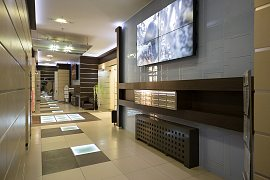 Продажа 4-х комнатной квартиры без отделки 135 кв.м на 2 этаже в ЖК Доминион, Ломоносовский проспект, 25к1