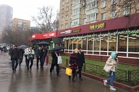 Аренда торгового помещения на Дмитровском шоссе