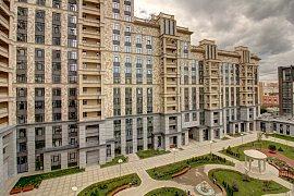 Продажа однокомнатной квартиры без отделки на 21 этаже в ЖК Суббота, Россия, Москва, Верхняя улица, 34