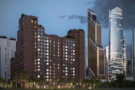 Продажа 3-х комнатной квартиры без отделки 107 кв.м на 10 этаже в ЖК City Park (Сити Парк)
