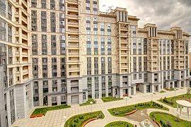 Продажа однокомнатной квартиры без отделки 55 кв.м на 4 этаже в ЖК Суббота, Россия, Москва, Верхняя улица, 34
