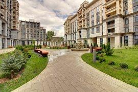 Продажа 4-х комнатной квартиры без отделки 150 кв.м на 5 этаже в ЖК Суббота, Россия, Москва, Верхняя улица, 34