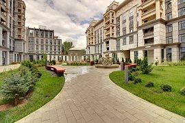 Продажа 3-х комнатной квартиры без отделки 82 кв.м на 6 этаже в ЖК Суббота, Москва, Верхняя улица, 20к1