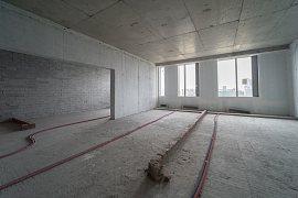 Продажа 3-х комнатной квартиры без отделки 107.2 кв.м на 11 этаже в ЖК Дом на Мосфильмовской, Мосфильмовская улица, 8