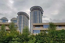 Продажа 3-х комнатной квартиры без отделки 119.0 кв.м на 11 этаже в ЖК Долина Сетунь, Минская улица, 2кА