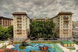 Продажа однокомнатной квартиры без отделки 50 кв.м на 5 этаже в ЖК Суббота, Россия, Москва, Верхняя улица, 20к1