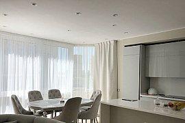Продажа 3-х комнатной квартиры с дизайнерским ремонтом 114 кв.м на 7 этаже в ЖК Мосфильмовский, Мосфильмовская улица, 88к2с7