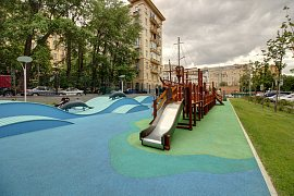 Продажа однокомнатной квартиры без отделки 51 кв.м на 10 этаже в ЖК Суббота, Москва, Верхняя улица, 20к1