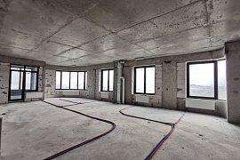 Продажа 3-х комнатной квартиры без отделки 84 кв.м на 14 этаже в ЖК Царская площадь, Ленинградский проспект, вл31