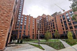Продажа 3-х комнатной квартиры без отделки 90 кв.м на 12 этаже в ЖК City Park (Сити Парк), Мантулинская улица, 9к1